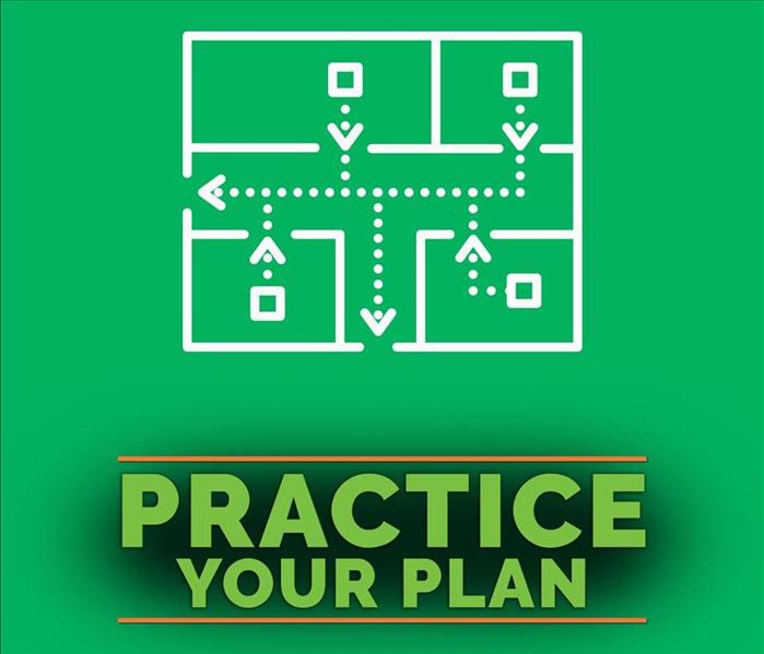 Why SERVPRO Tips for Creating a Foolproof Office Fire Escape Plan