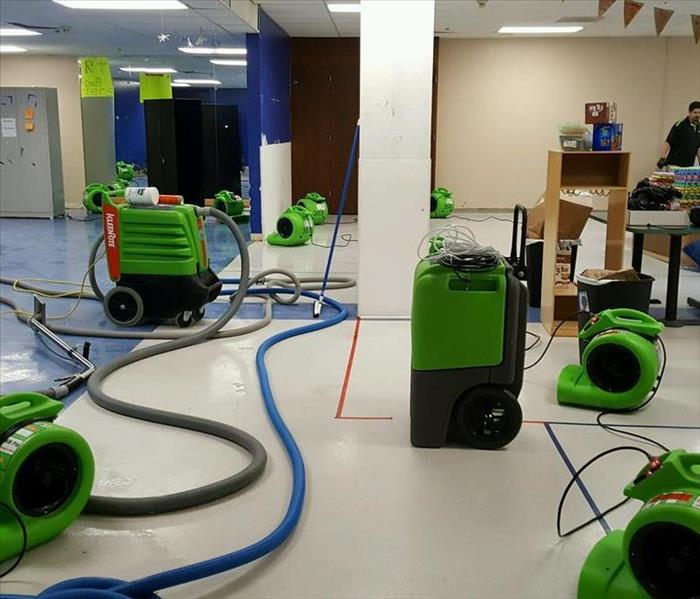 Why SERVPRO Recovering After A Water Loss In Highlands Ranch, Colorado